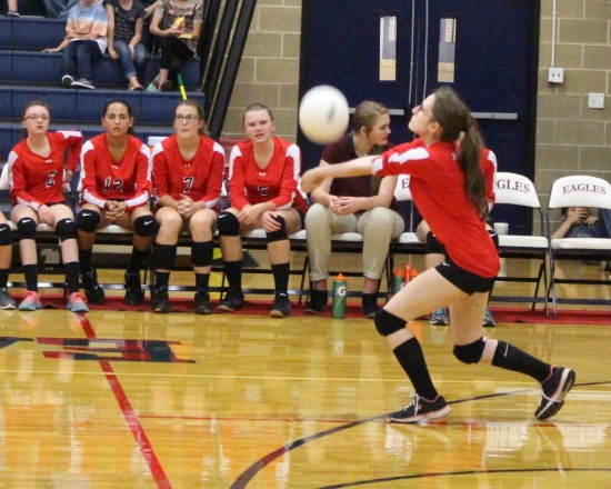 Eagles Volleyball travels to Providence Hall