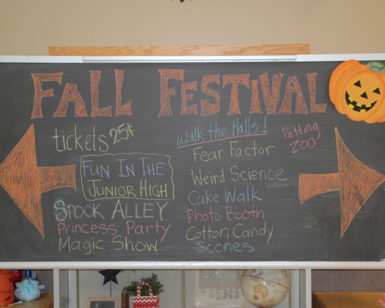 Highlights of the Fall Festival