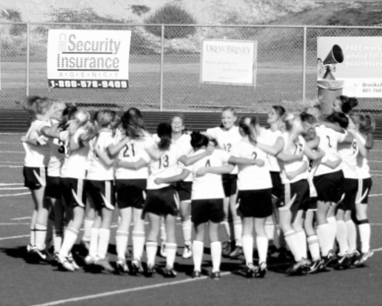 ALA Girls Soccer takes on South Summit