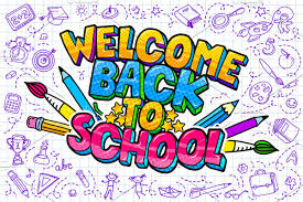 WELCOME BACK ELEMENTARY STUDENTS
