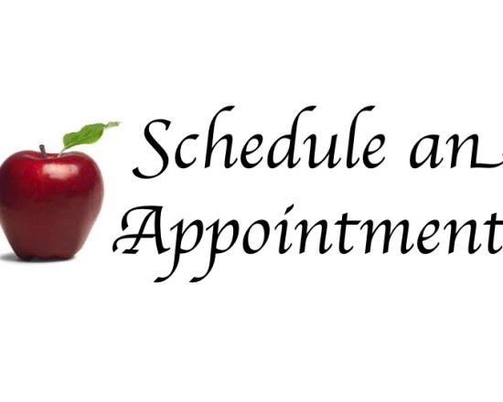 Schedule Appointment with Counselors