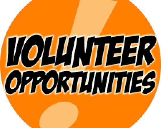 Volunteers for Secondary Registration