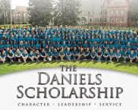 Daniels Scholarship Program