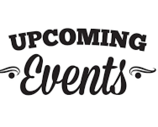 Upcoming Events for Oct. 17th-21st