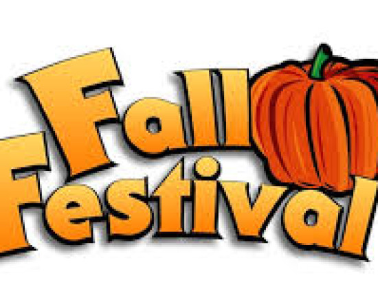 Fall Festival Tomorrow at ALA