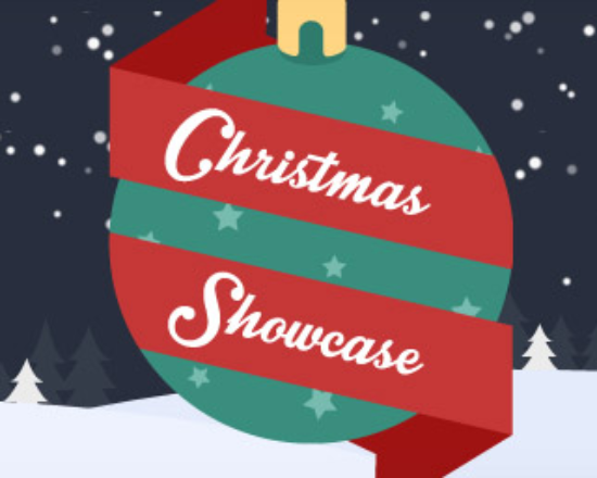 Christmas Showcases at ALA