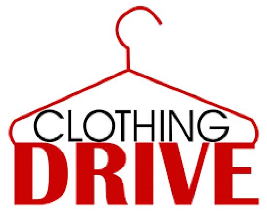 Clothing Drive at ALA