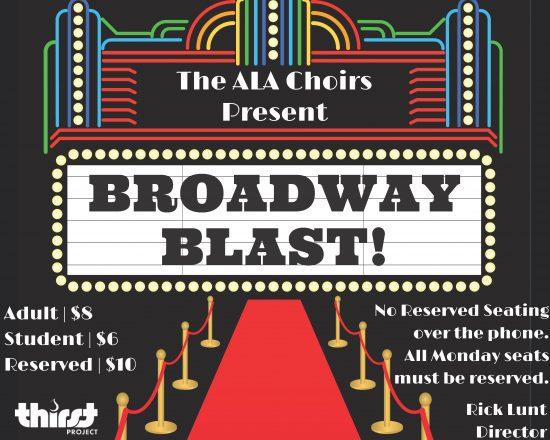ALA Broadway Blast