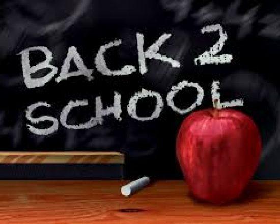 Kindergarten Starts August 21st