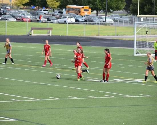 ALA Girls Soccer Travels to Delta