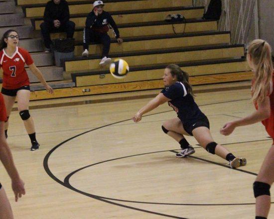 ALA Volleyball Hosts Providence Hall