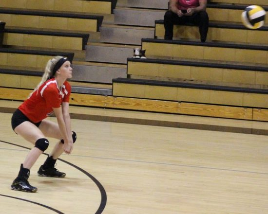 Eagle Volleyball Defeats Maeser Prep 3 to 2