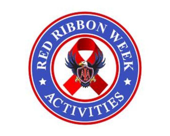 Red Ribbon Week At ALA