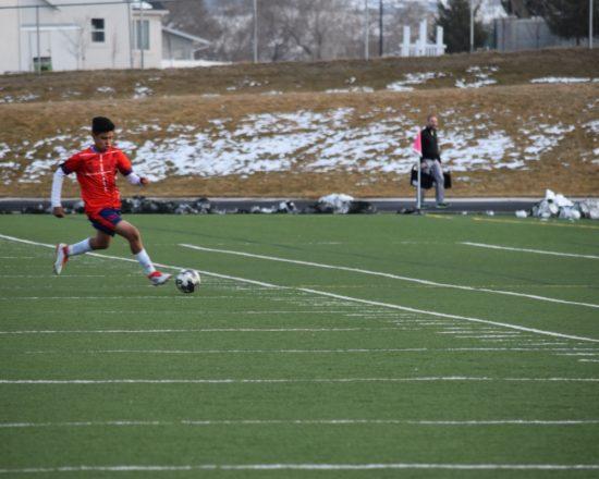 ALA Boys Soccer Defeats Carbon 2 to 1