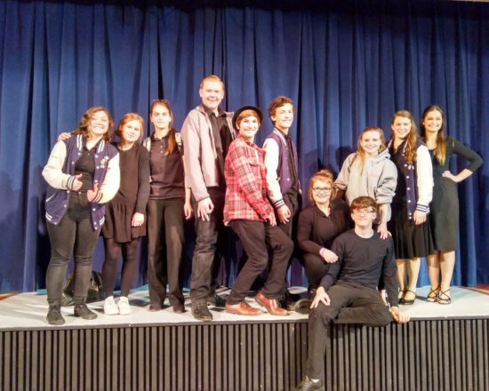 ALA Students Qualify for Thespian Nationals