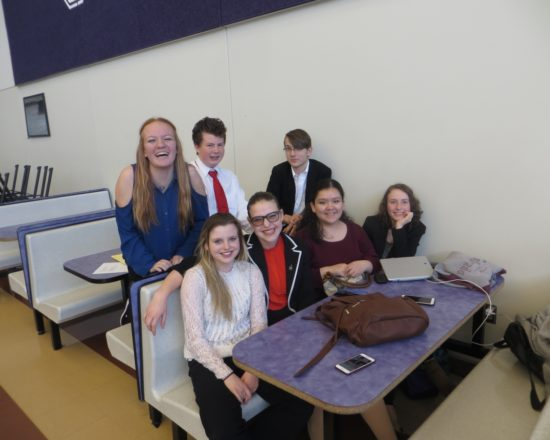 ALA Speech and Debate Team Competes in Layton