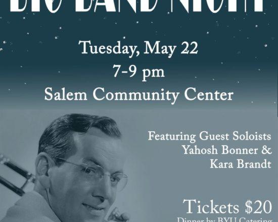 ALA Jazz Presents Big Band Night