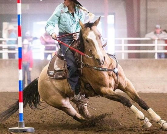 ALA Student Qualifies for National Rodeo Finals