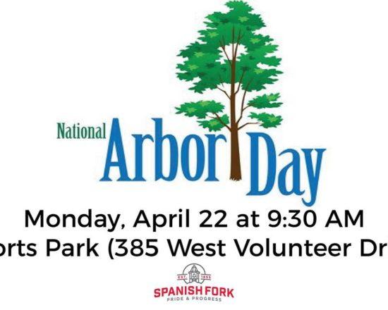 Elementary Classes Participate in Annual Arbor Day