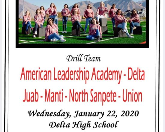 Drill Region 14 Competition this Wednesday
