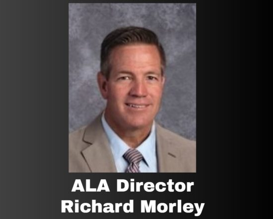 Message from Director Mr. Morley