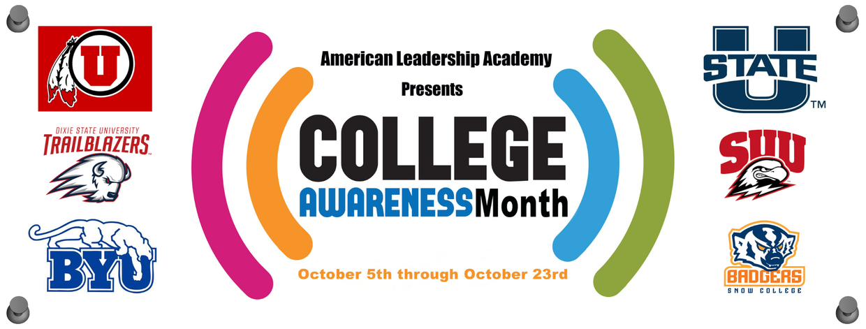 IT'S COLLEGE AWARENESS MONTH AT ALA!
