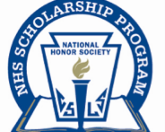NHS SCHOLARSHIP APPLICATION DUE DEC. 1st
