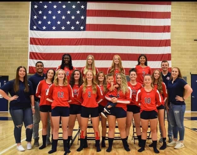 ALA Eagles Girls Volleyball Webpage